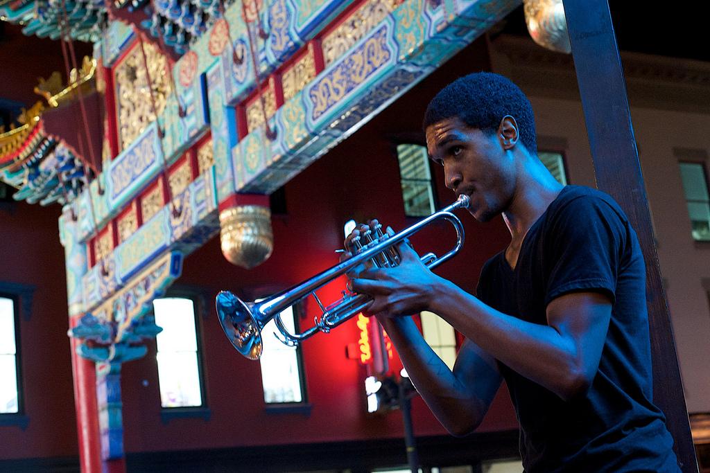 """""""Chinatown blues"""" by Lynford Morton"""