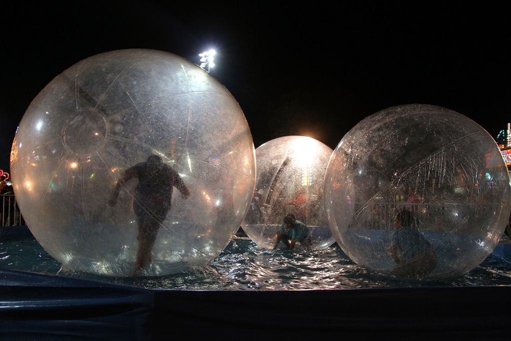 Untitled (Arlington County Fair) by JY O'Reilly