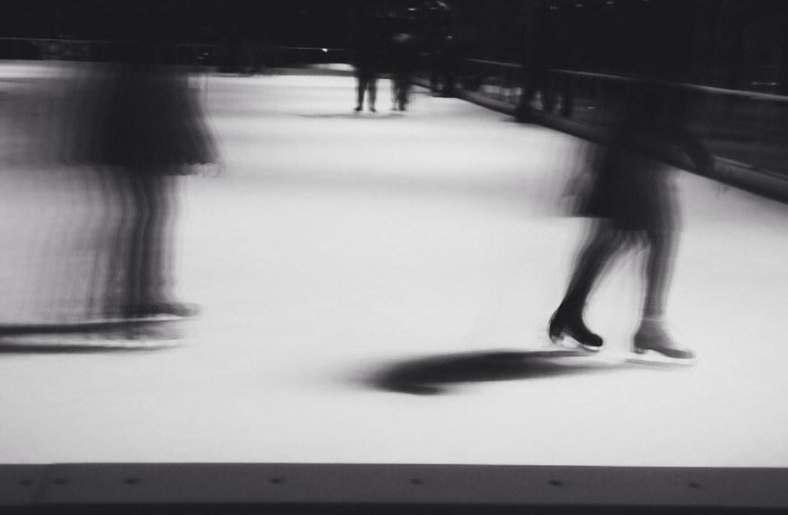 Ice Skates by Noe Todorovich