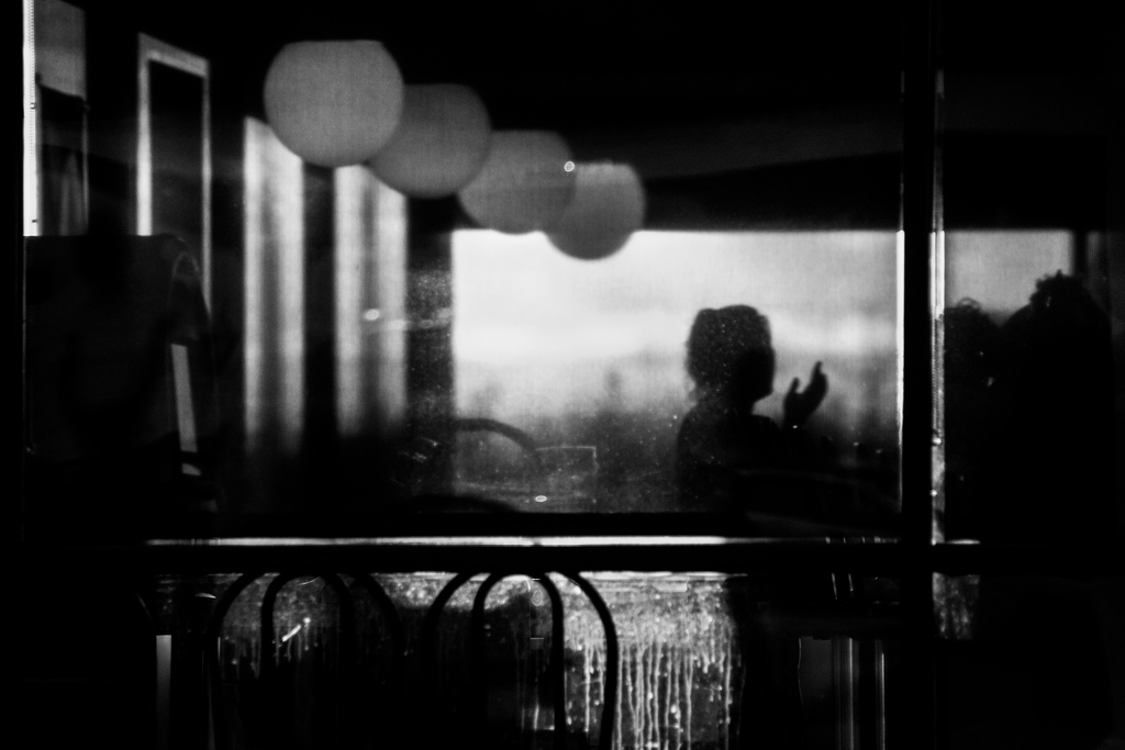 Waffle House Noir by Kevin Wolf