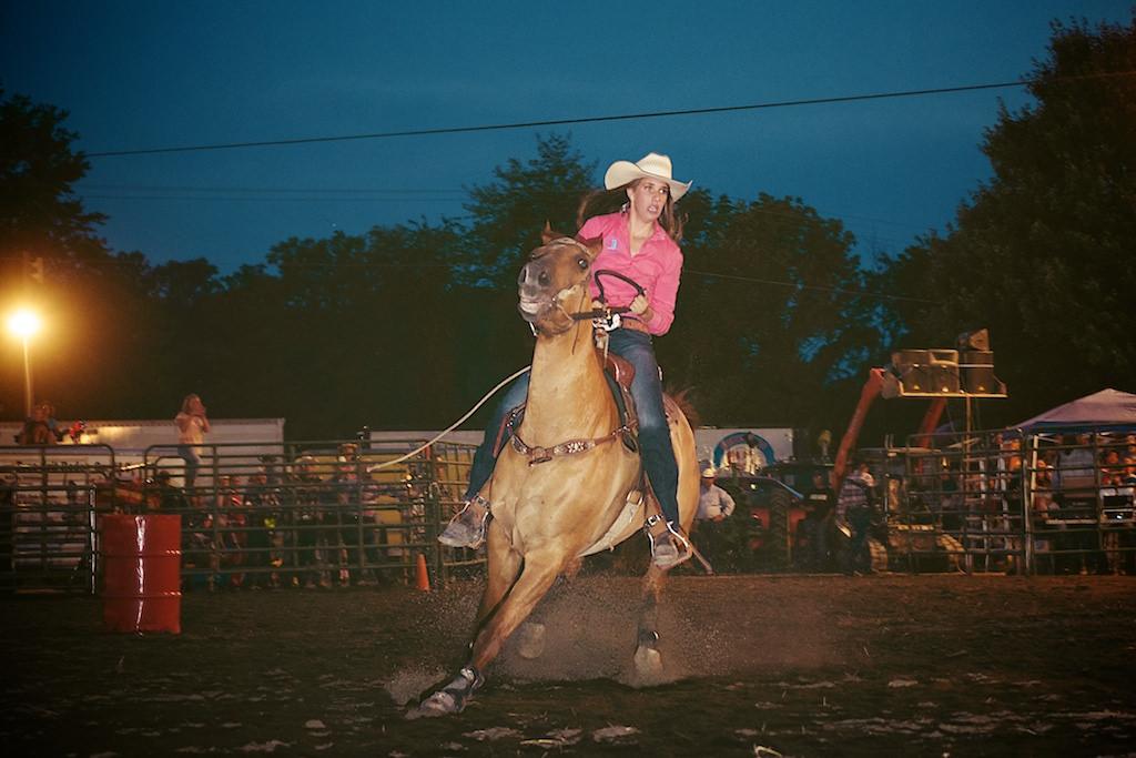 Rodeo by Pablo Benavente