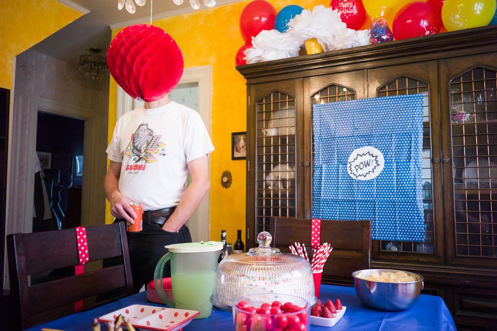 Birthday Party, Hyattsville, MD by Christ Suspect