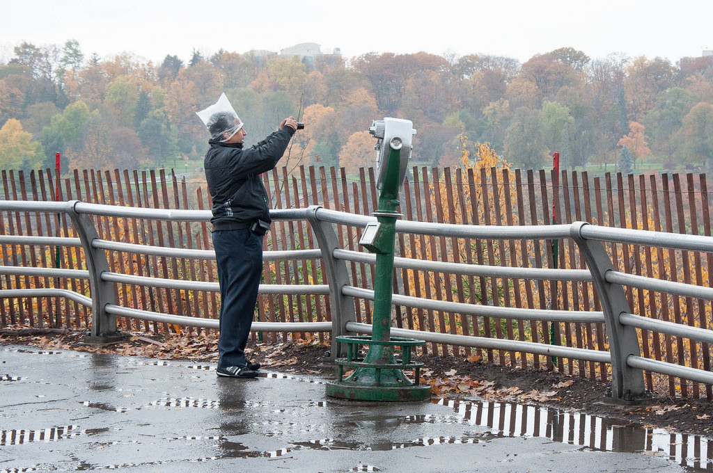 autumn reflections by Ilona Szczot