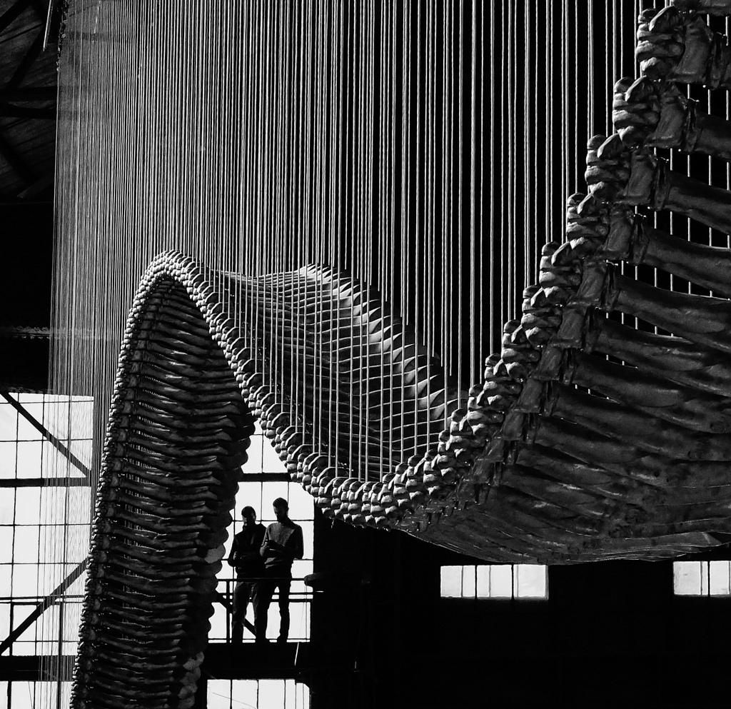 Glenn Kaino's Bridge by Victoria Pickering