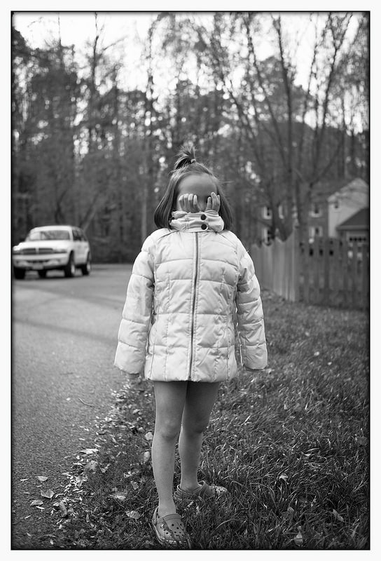 This one reminded me of Diane Arbus by Kashif Javaid