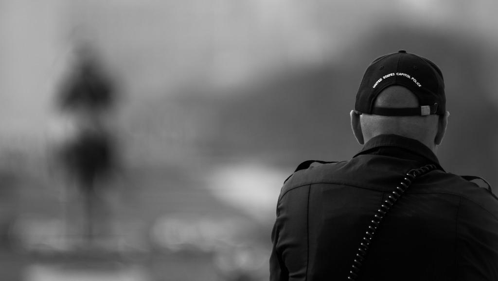 United States Capitol Police by John Sonderman