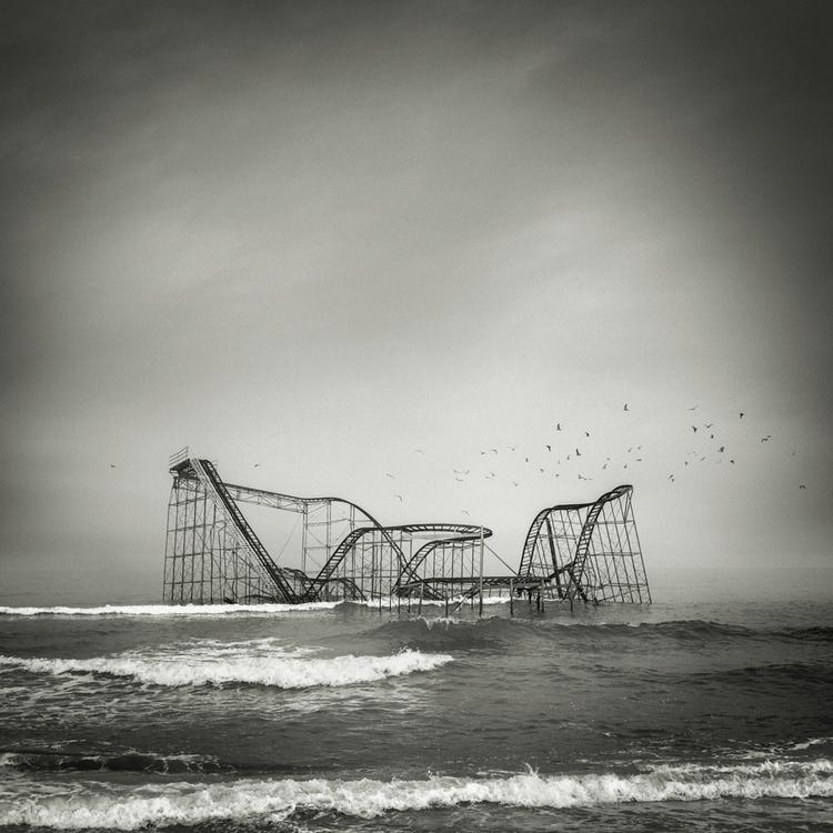 Star Jet Roller Coaster by Joseph Romero