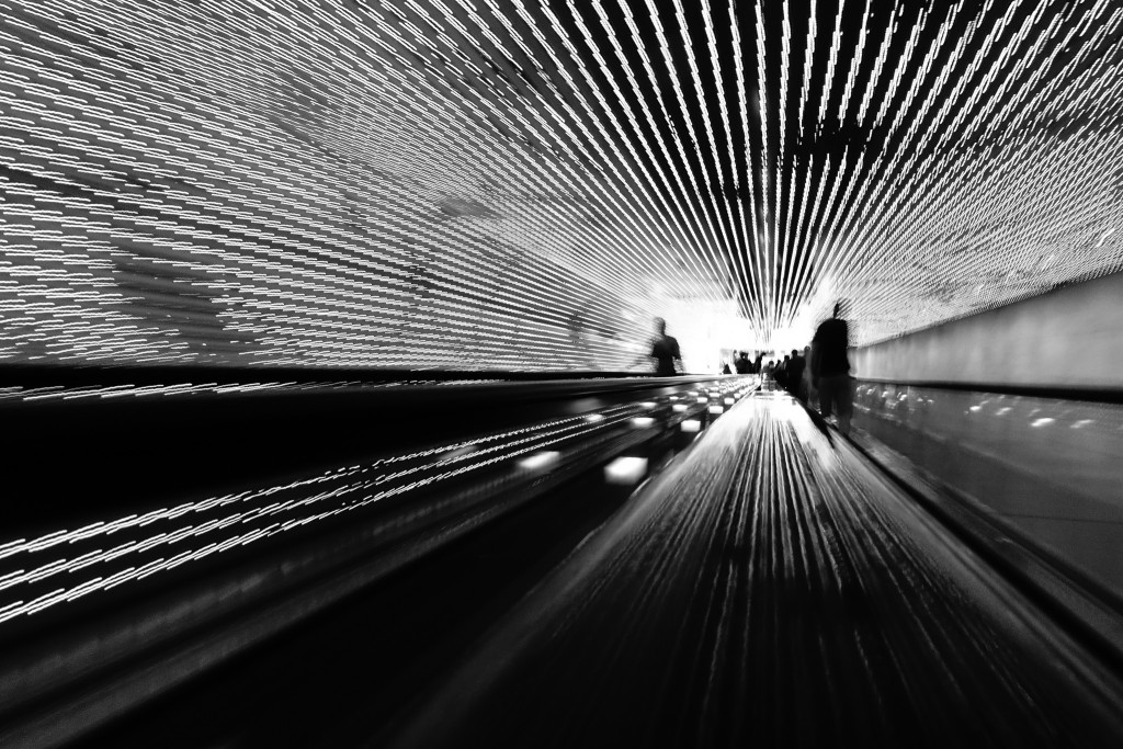 Blurred Lines by Kevin Wolf