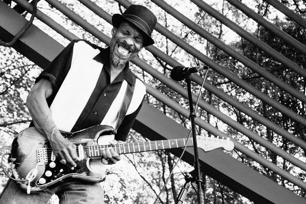 Guitar Man by Zach Kalman