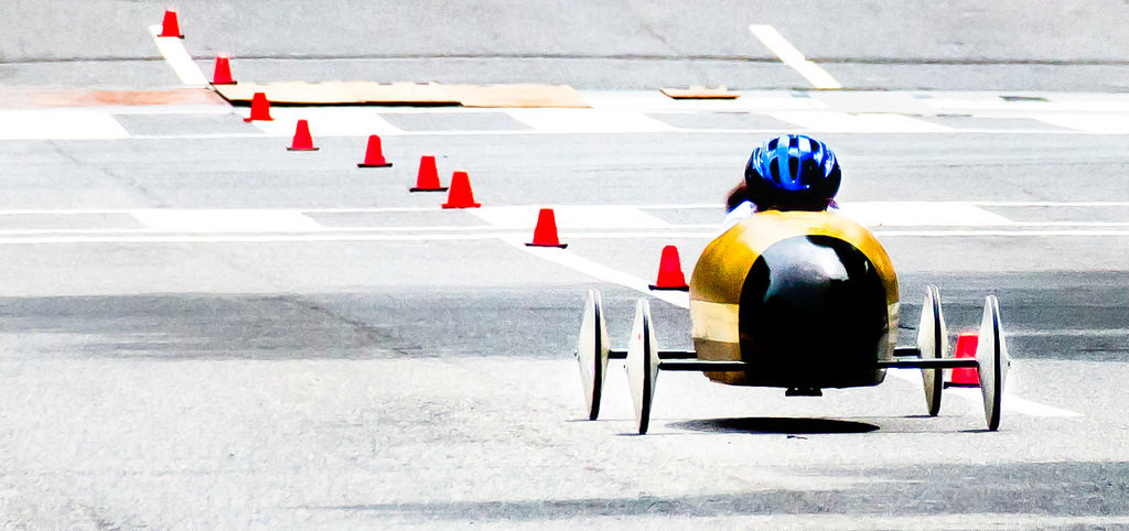 Greater Washington Soapbox Derby by Victoria Pickering