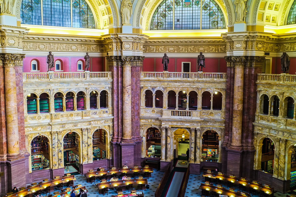Library of Congress by Lane 4 Imaging