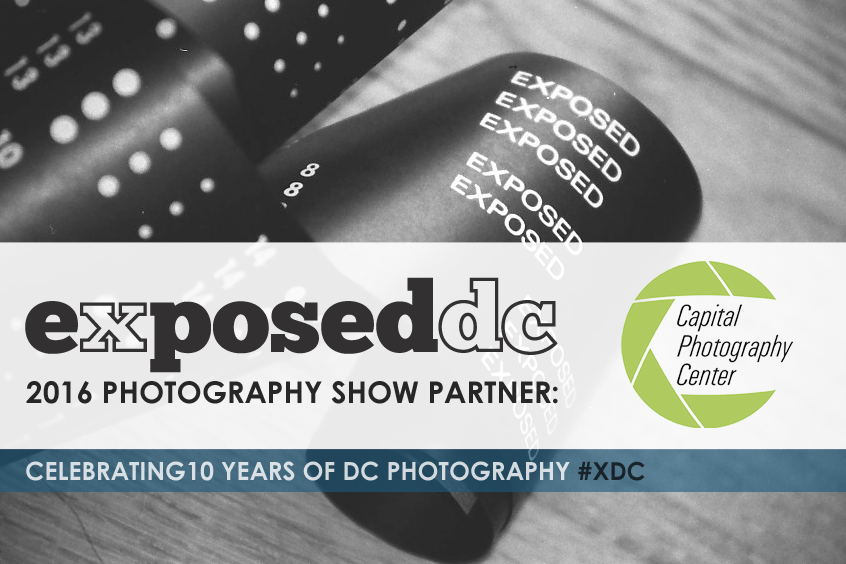 Exposed DC 2016 Show Partner - Capital Photography Center