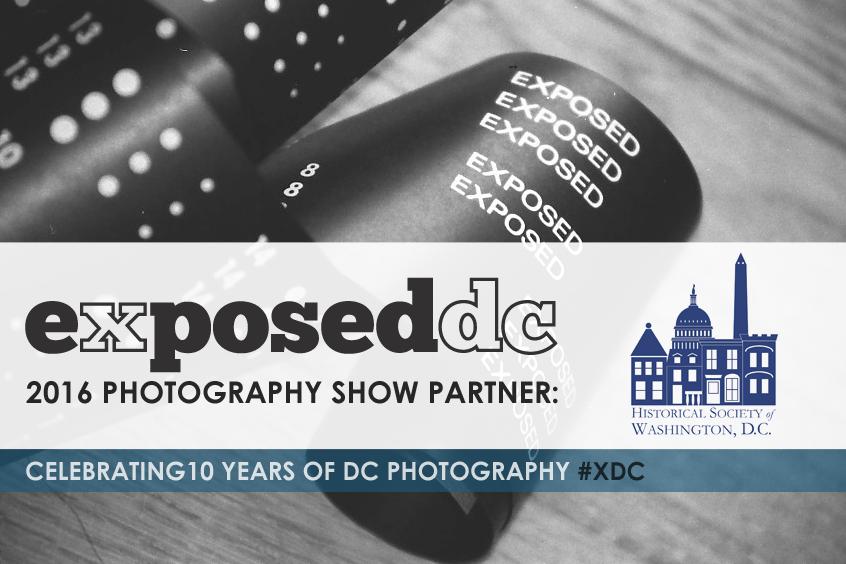 Exposed DC 2016 Show Partner - Historical Society of Washington, D.C.
