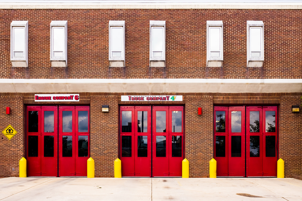DCFD Engine Company 6, Truck Company 4 by Eric P