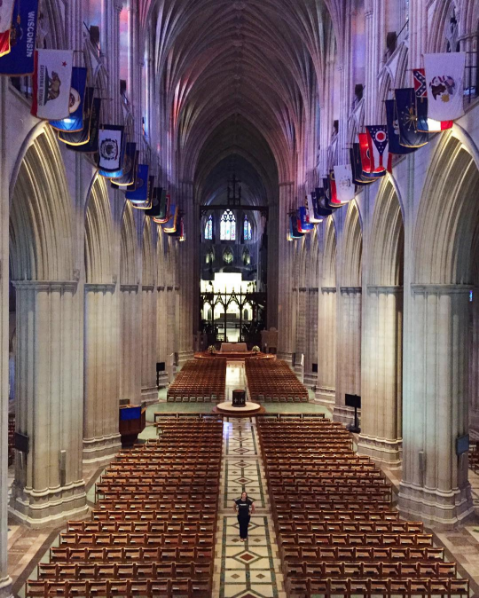 The Nave by Heather Goss