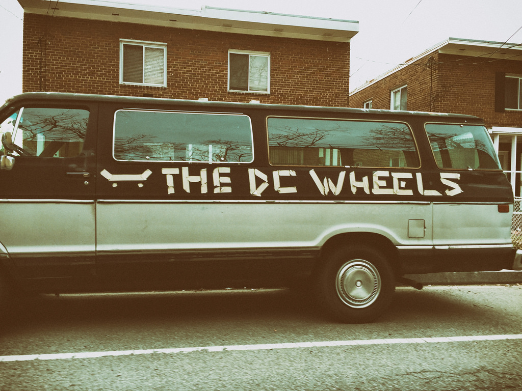 The DC Wheels by Mike Maguire